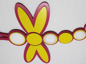 Детская потолочная люстра СД.Л.027