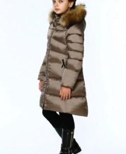 Беатрис 725 DW-19 пальто пуховое д/д