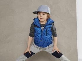 Безрукавка (жилетка) для мальчика. Lupilu Германия