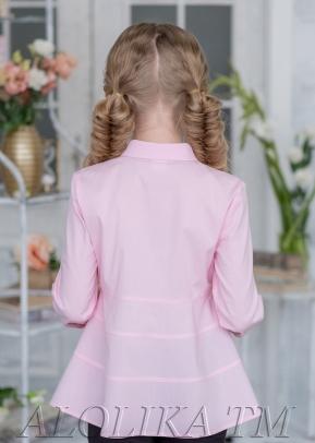 Блузка С*аломея младшая школа