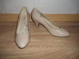 Туфли светлые универсальные