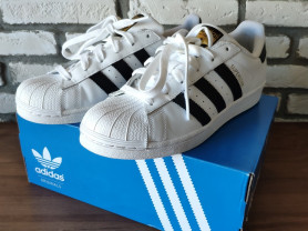 Adidas Superstar W, 38-38,5р.