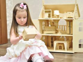 """Кукольный домик """"Арина"""""""