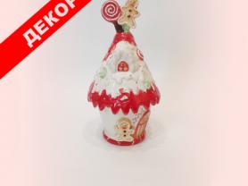 Итальянская конфетница, привозная, б.у