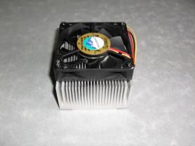 Кулер с радиатором для процессора