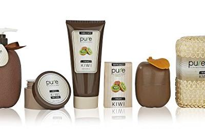 Bath and Body Spa Treatments with Kiwi Extract