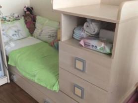Детская кроватка скв-8
