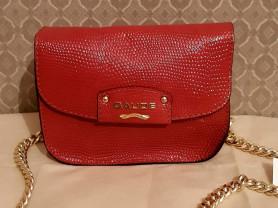 Новая стильная сумочка кроссободи Gaude Италия