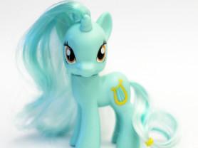 My little pony Lyra Heartstrings (Лира)