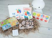 Набор развивающих игр LandyBox для детей 3-4 лет