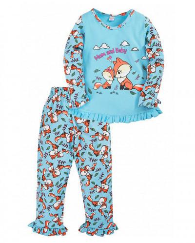 Пижама для девочки БТ310-1