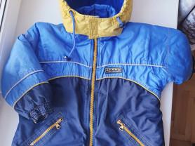 Куртка для мальчика 116 - 122 см демисезон