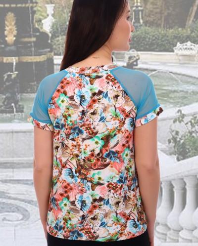 Блуза №11025