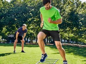Функциональные спортивные шорты DryActive от Tchib