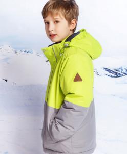 Куртка зима CROCKID Крокид мембрана