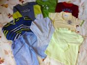 Пакет одежды детской на 98/104 ( 8 вещей)