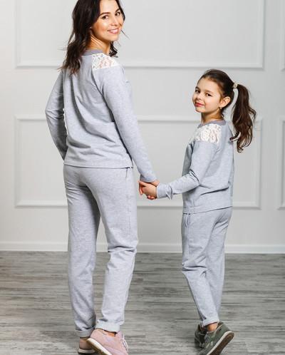 """Спортивный костюм для дочки """"Уют"""""""