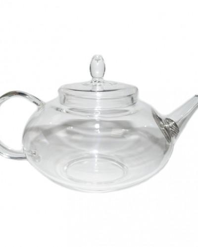 "Стеклянный чайник ""Амарант"" 600 мл"