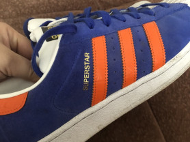 Adidas originals superstar 43,5