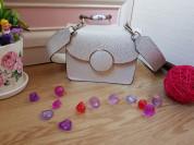 Новая стильная кожаная сумка Италия на лето