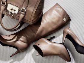Вещи пакетом (2 пары обуви)