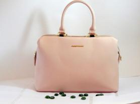 Сумка Forstmann  в нежно розовом цвете. Копия клас