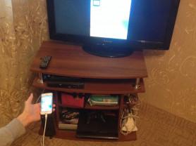 HDMI кабель на iPhone 5s