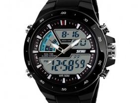 Часы skmei 1016 водонепроницаемые, ударопрочные