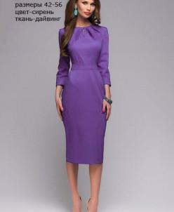 Платье 439