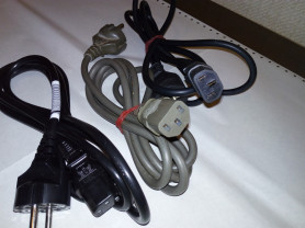 Сетевой кабель (220 В.)