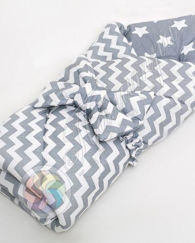 "Конверт-одеяло ""Звёздочки"""
