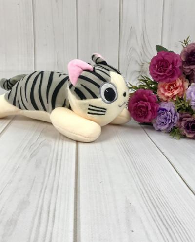 Котенок полосатый