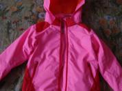 Новая куртка( мембрана) Н&М р.116