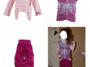 Тройка: брюки+кофточка +жилетка. Naartjie (США)