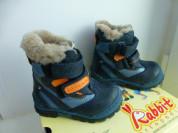 зимние ботинки Rabbit Orthopedik, р.21
