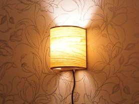 """Светильник - ночник """"woodlight"""""""
