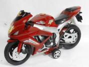 Мотоцикл фрикционный 35 см , Тилибом