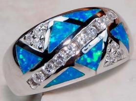 Кольцо серебро новое