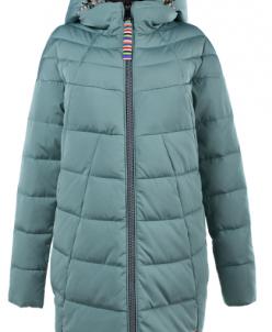 05-1475 Куртка зимняя (Синтепон 300) Плащевка Светло-зеленый