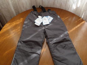 Демисезонные брюки Lassie р 98