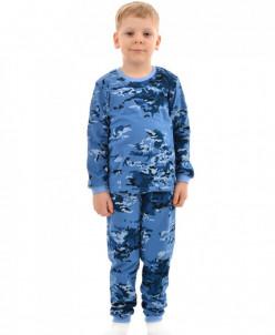 Пижама детская П-2 КМФ (кулирка)