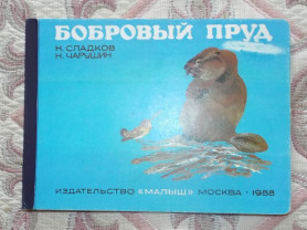 Сладков Чарушин Бобровый пруд