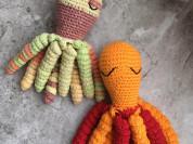 Игрушки осьминожки