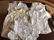 Блузки с коротким рукавом 152-154