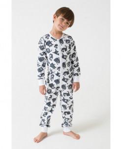 Комбинезон-пижама детская  Крокид Crockid