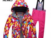 Непромокаемые теплые зимние термокомплекты костюмы