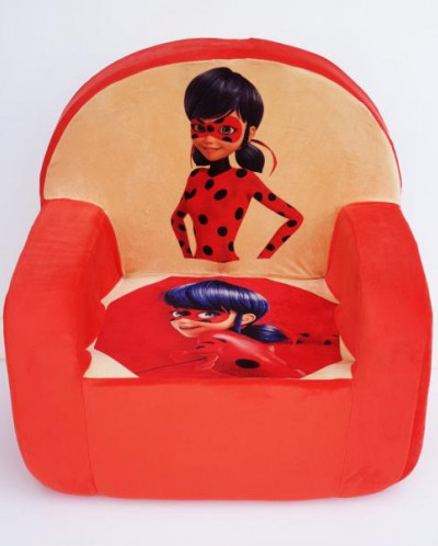 Мягкое детское кресло