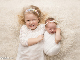 Фотограф новорожденных Москва
