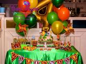 Кэнди бар (Сладкий стол) Сафари Пати Джунгли