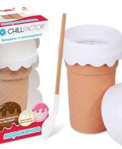"""Стаканчик для мороженого """"Клубника"""""""